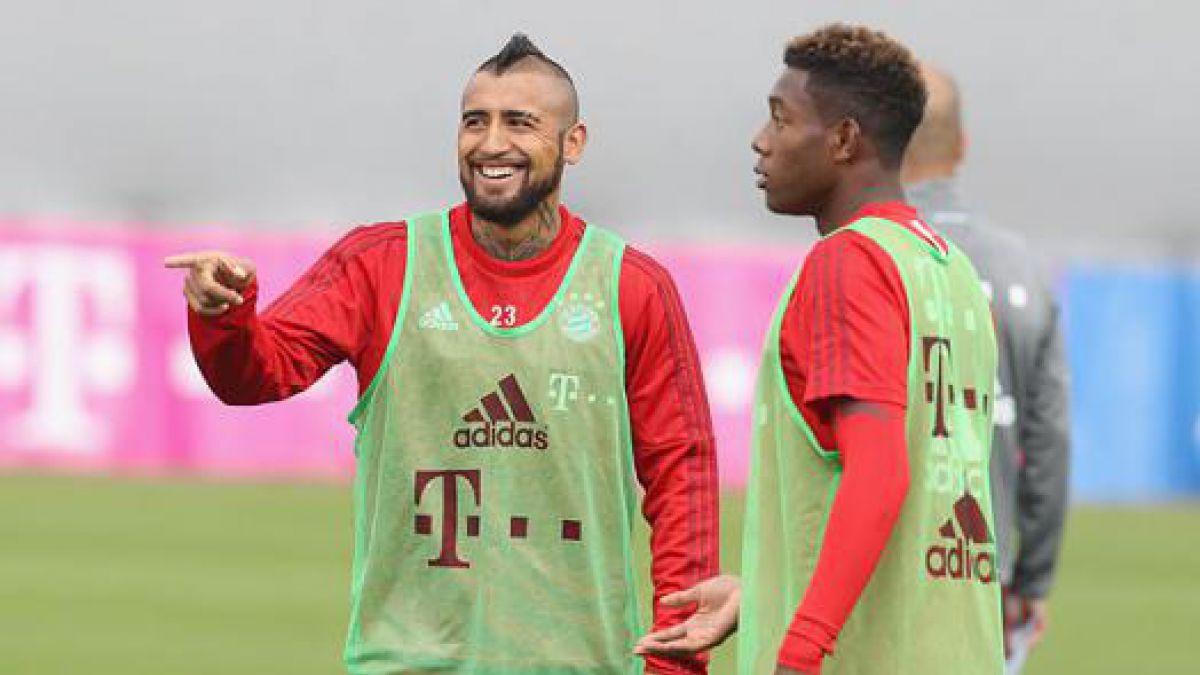 """Guardiola avisa que Vidal está disponible para jugar: """"Hoy ha vuelto a entrenar"""""""