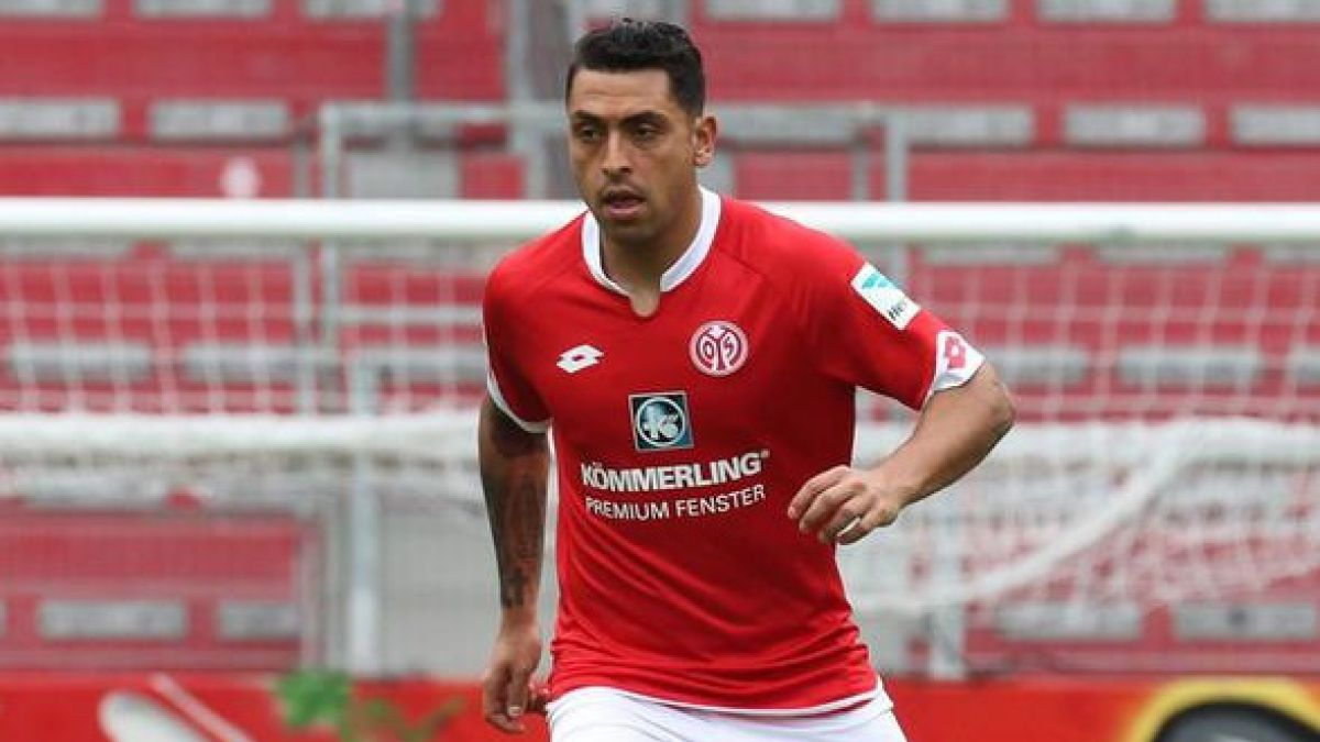 Gonzalo Jara vuelve a jugar en Alemania y Mainz logra valioso triunfo