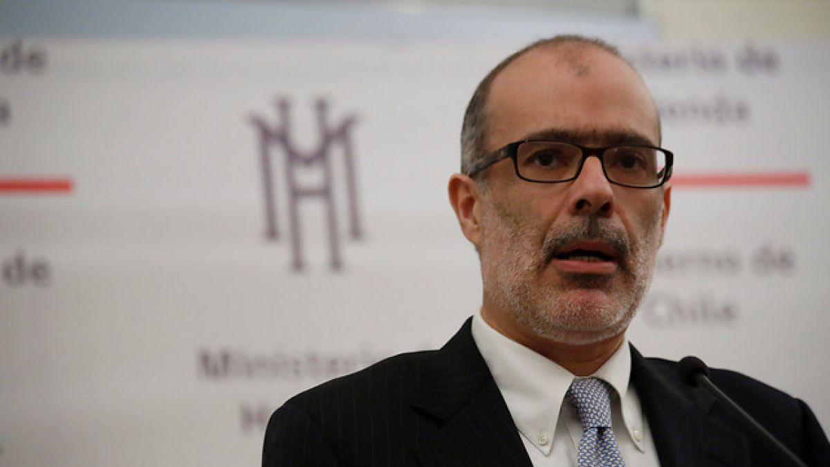 Hacienda reduce el gasto fiscal en US$540 millones