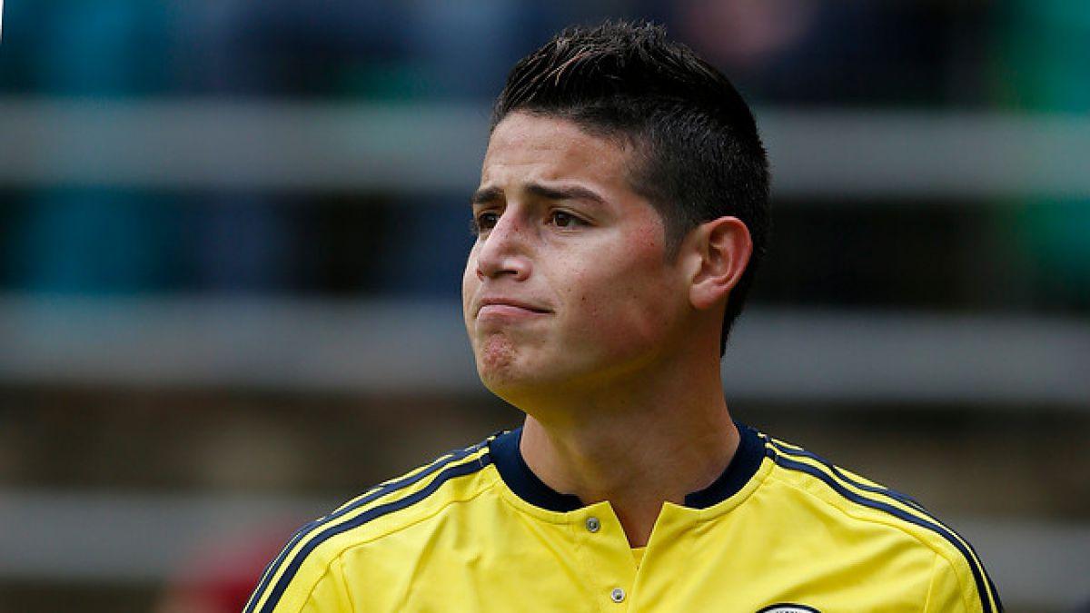 James Rodríguez recae de su lesión y es baja en Colombia