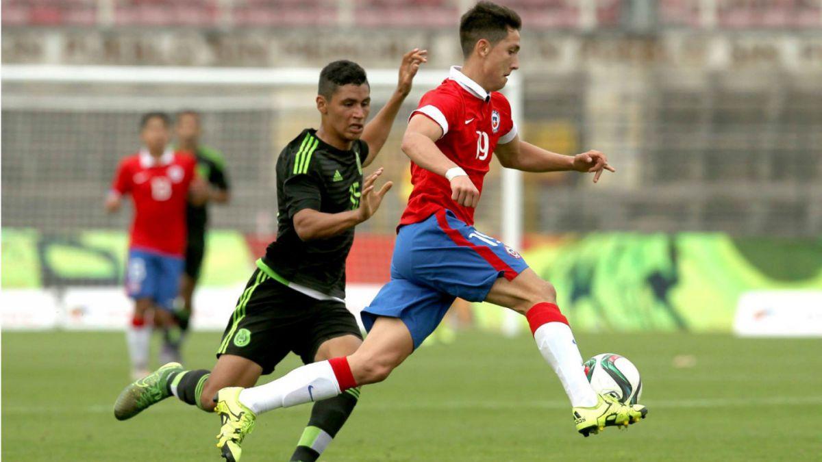 Selección Sub 17 iguala con México y mediocampista se pierde el Mundial por lesión