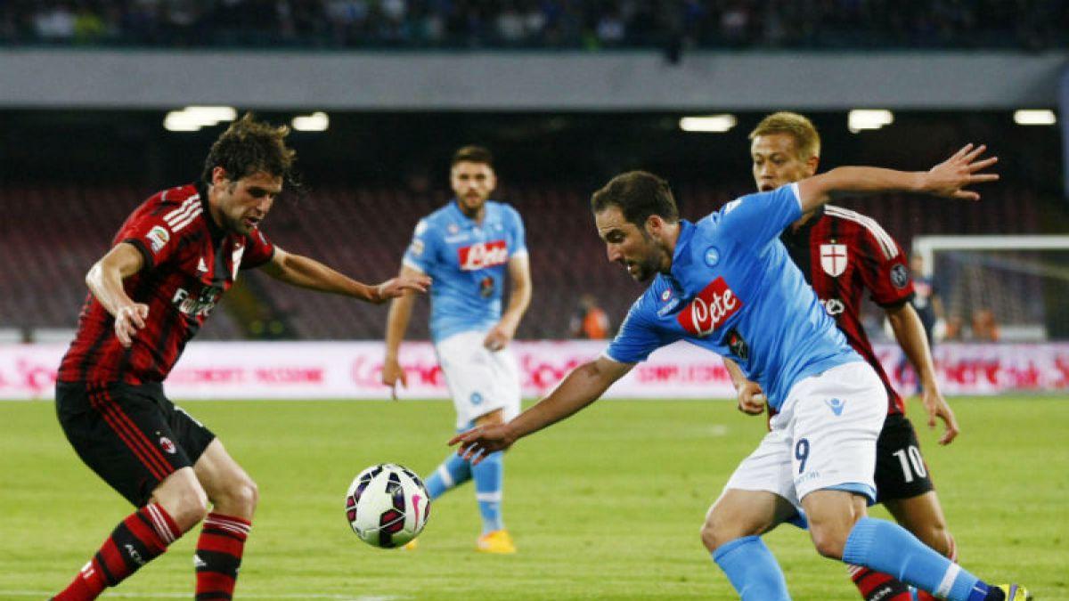 La Policía Financiera italiana allanó sede del AC Milan
