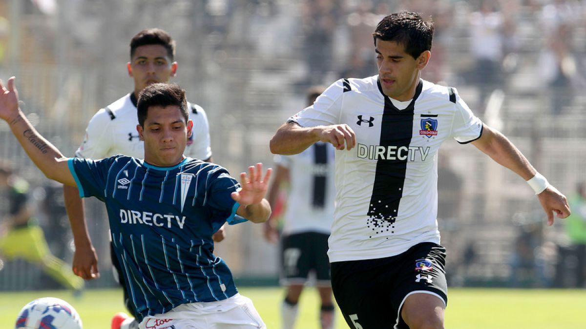 Universidad Católica y Colo Colo juegan en duelo clave por el Apertura