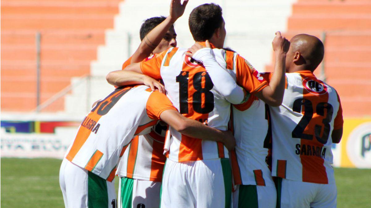 Cobresal vuelve al triunfo venciendo a Santiago Wanderers