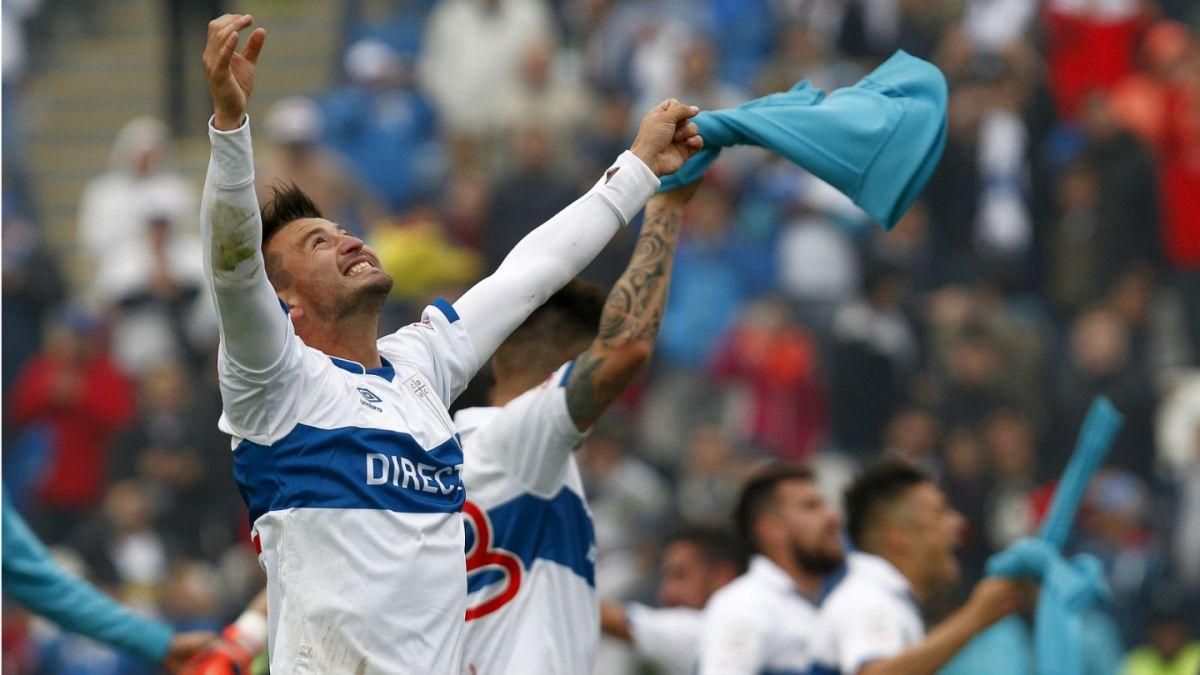 [AUDIO] Así fueron los goles del triunfo de Católica ante Colo Colo en la voz de Claudio Palma