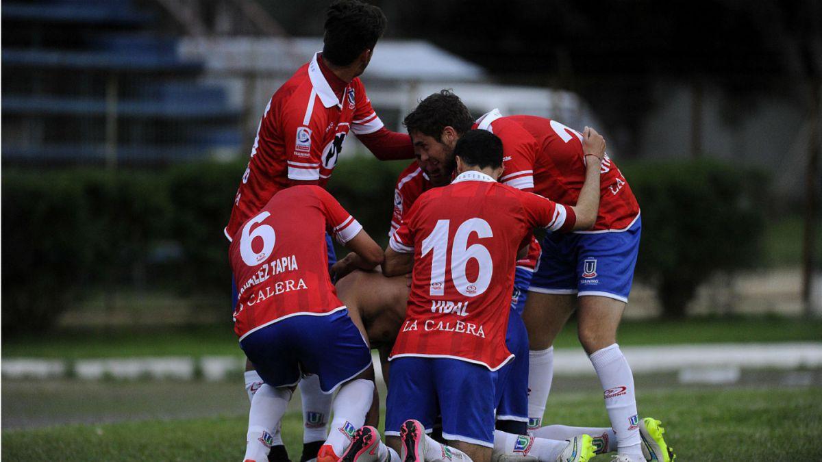 Unión La Calera regresó a la victoria batiendo a Deportes Antofagasta