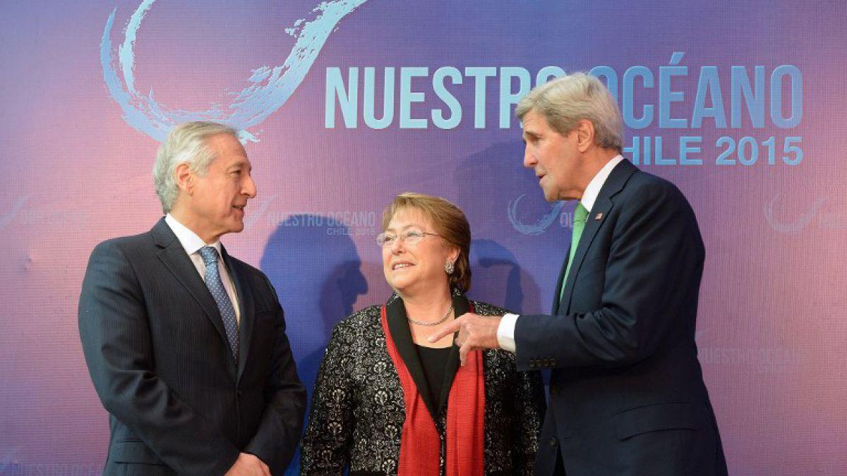 Canciller Muñoz celebra el TPP y afirma que se resguardaron las sensibilidades