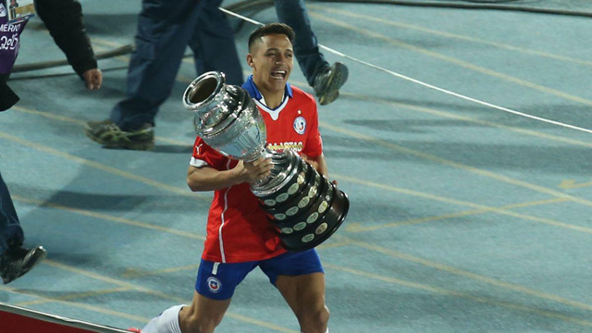 """Alexis Sánchez y emotivo mensaje: """"Detrás de un jugador de fútbol hay una juventud pérdida"""""""