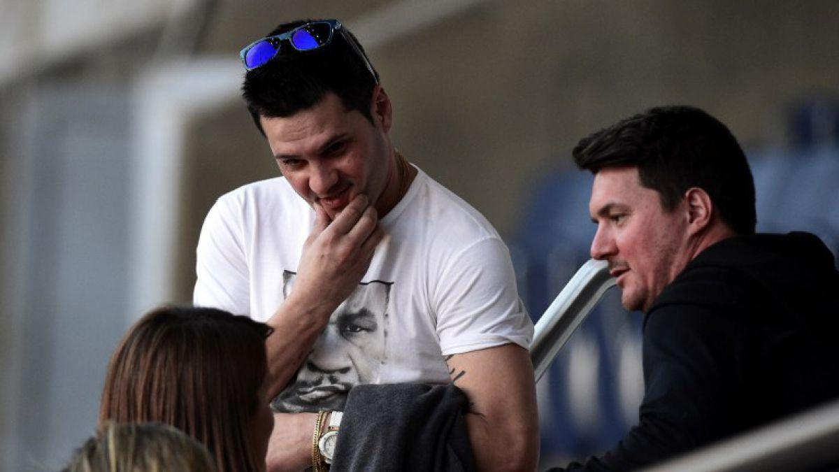 Detienen a hermano de Messi por porte de arma sin registrar