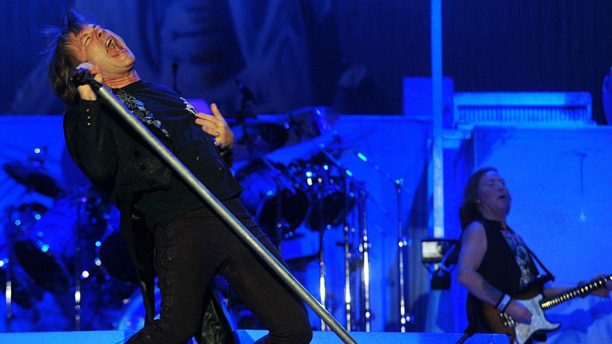 Iron Maiden vuelve a Chile en marzo de 2016