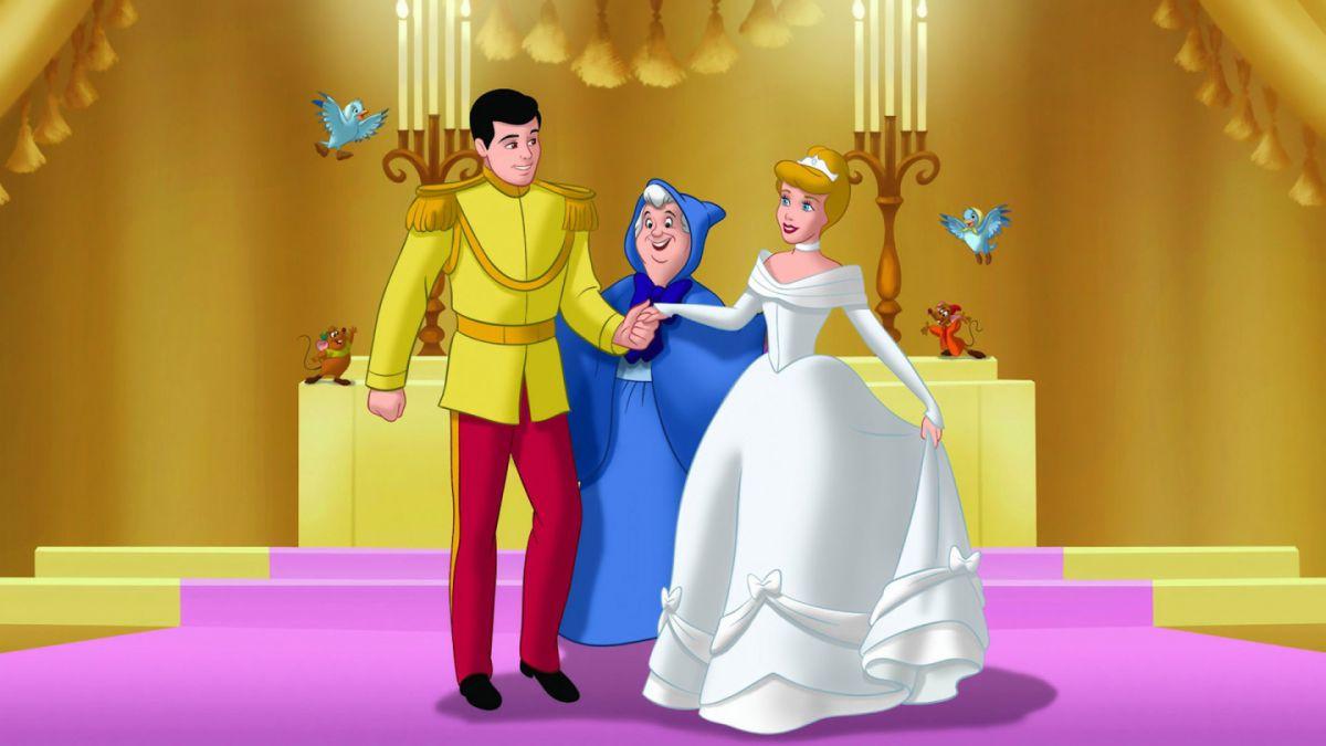 Hermanastra en su día de bodas