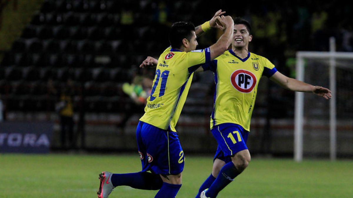 U. de Concepción da el primer golpe ante Huachipato por Copa Chile
