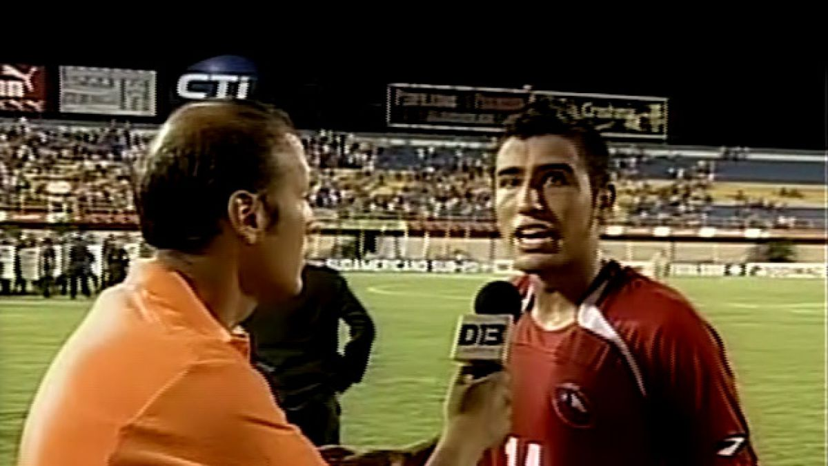 [VIDEO] El inolvidable ahí quedó Brasil, ahí quedó Brasil de Arturo Vidal