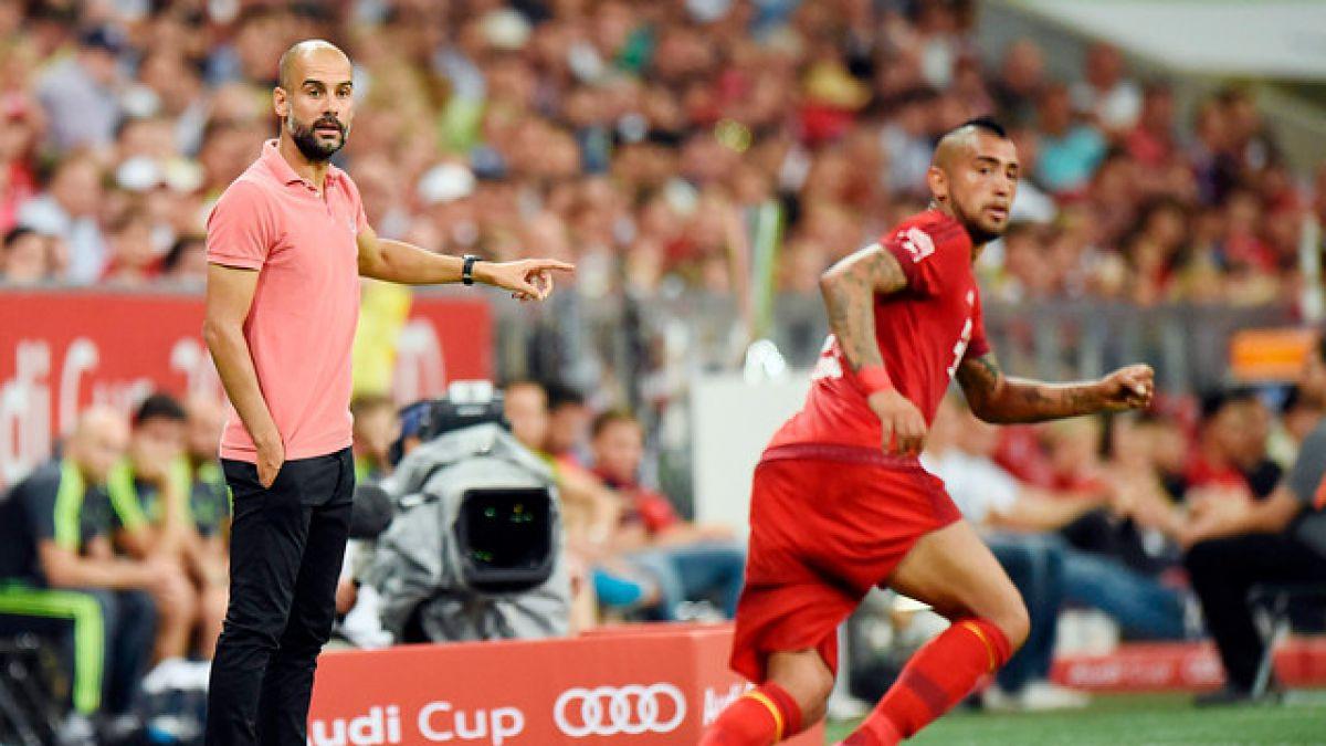 Diario español asegura que Guardiola llega a un principio de acuerdo con el City