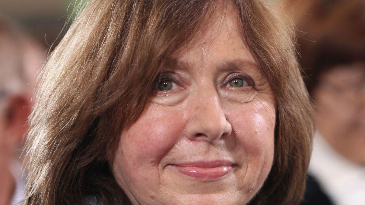Svetlana Alexievich es la Premio Nobel de Literatura 2015