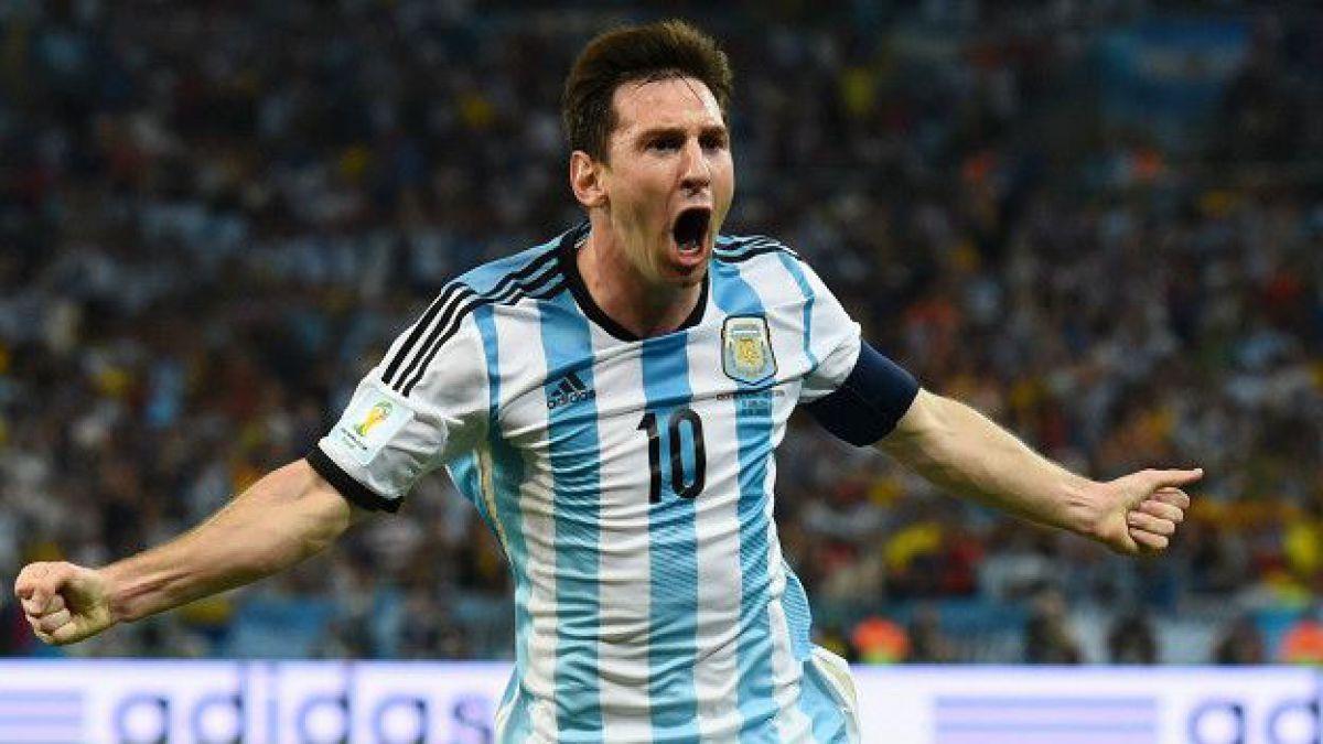 Lionel Messi se perderá los primeros cuatro partidos de Argentina por una lesión.