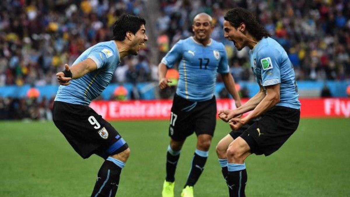 Ni Suárez ni Cavani estarán presentes en el debut de Uruguay en las eliminatorias, un proceso que se le suele atragantar a la Celeste.