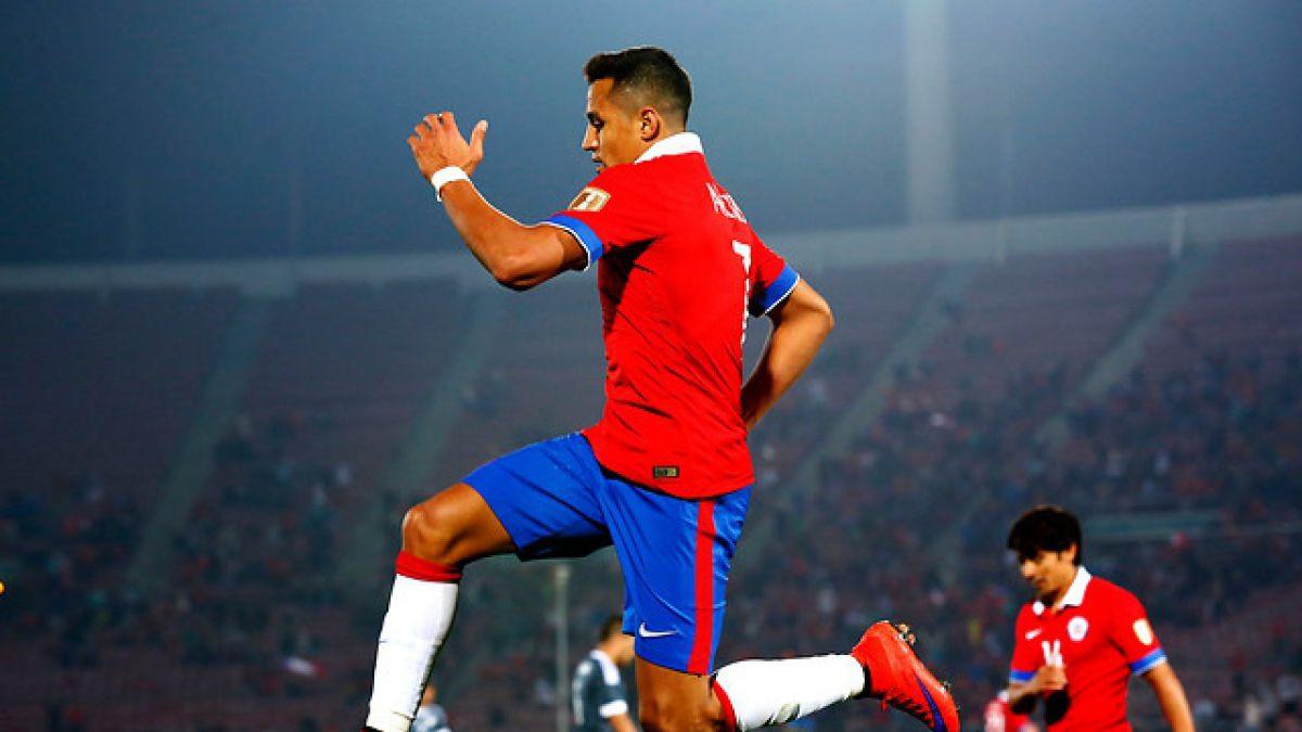 Confirmado: la formación de Chile para enfrentar a Brasil