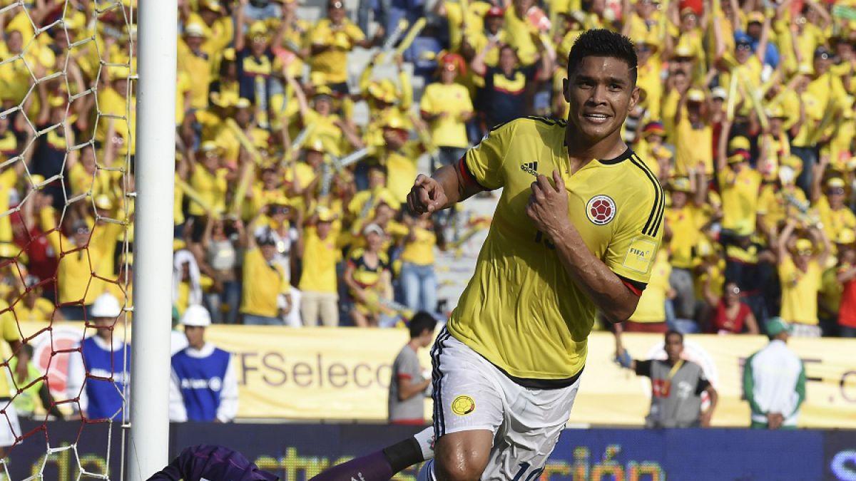 Colombia logra trabajado triunfo ante Perú en Clasificatorias
