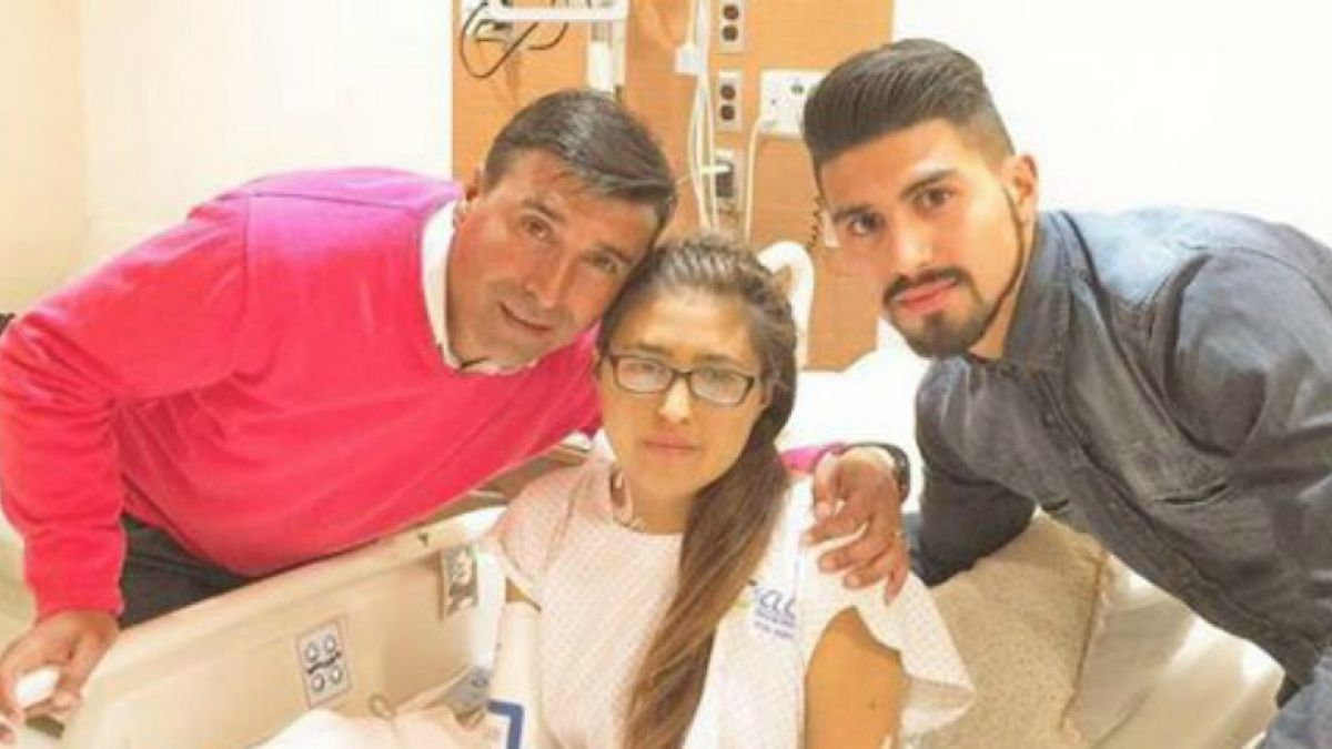Fallece hija del ex futbolista Héctor Robles