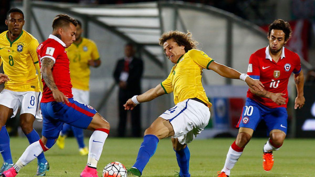 [Minuto a Minuto] La Roja está venciendo 1-0 a Brasil en el Estadio Nacional