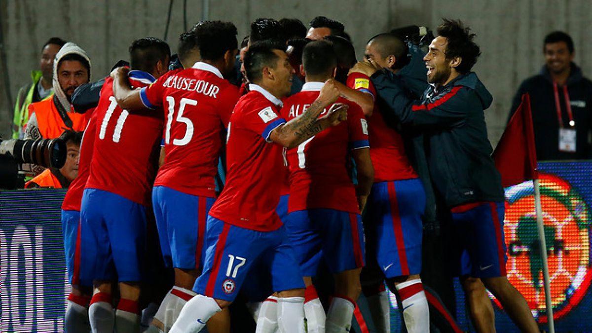 ¡Chile gigante! Vence a Brasil y logra triunfal arranque en Clasificatorias