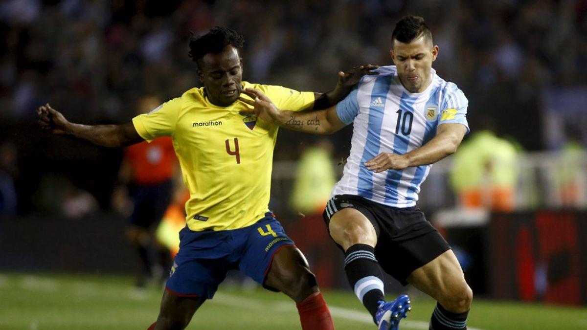 Ecuador enmudece a Argentina y cosecha su primer triunfo en Buenos Aires por Clasificatorias