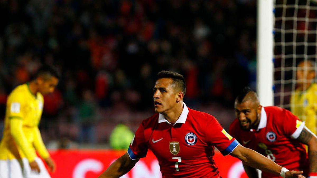La Roja sale con formación ultra ofensiva para derrotar a Perú en Lima