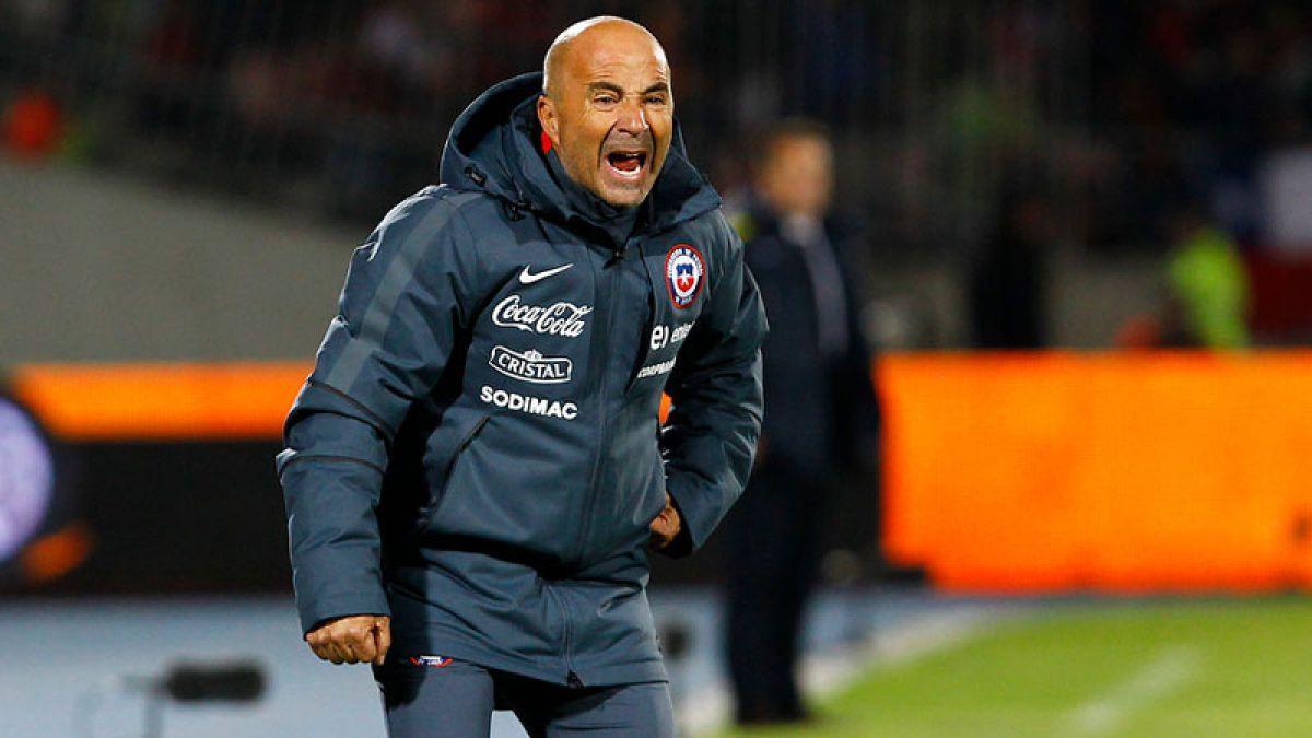 Jorge Sampaoli se hace fuerte en el Estadio Nacional