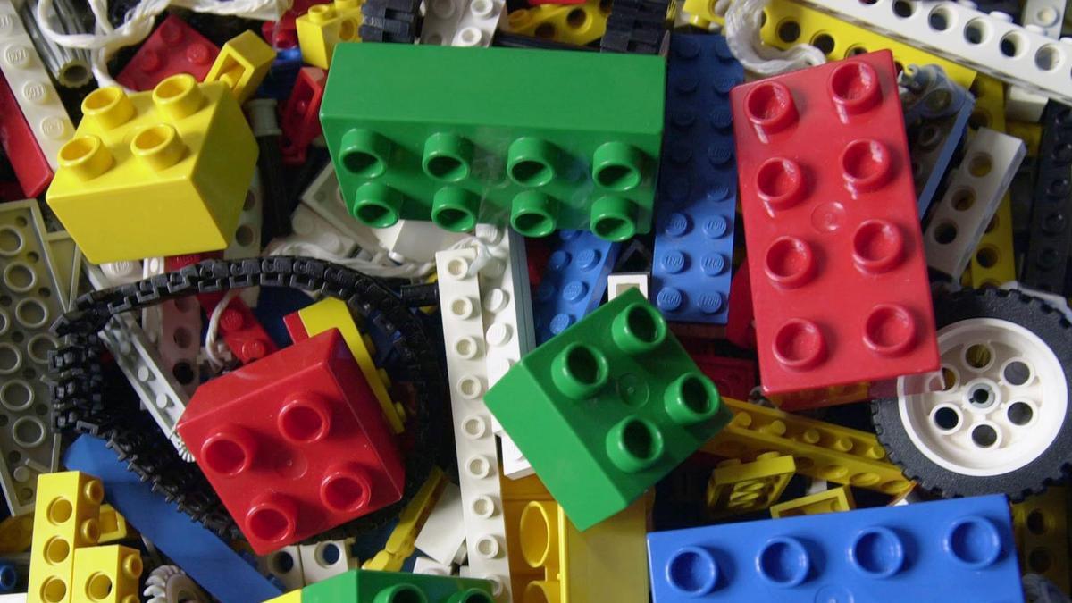 El fabricante de juguetes Lego inauguró un parque eólico frente a las costas de Alemania.