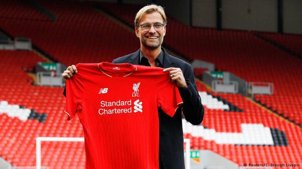 El plan de Jürgen Klopp para convertir al Liverpool