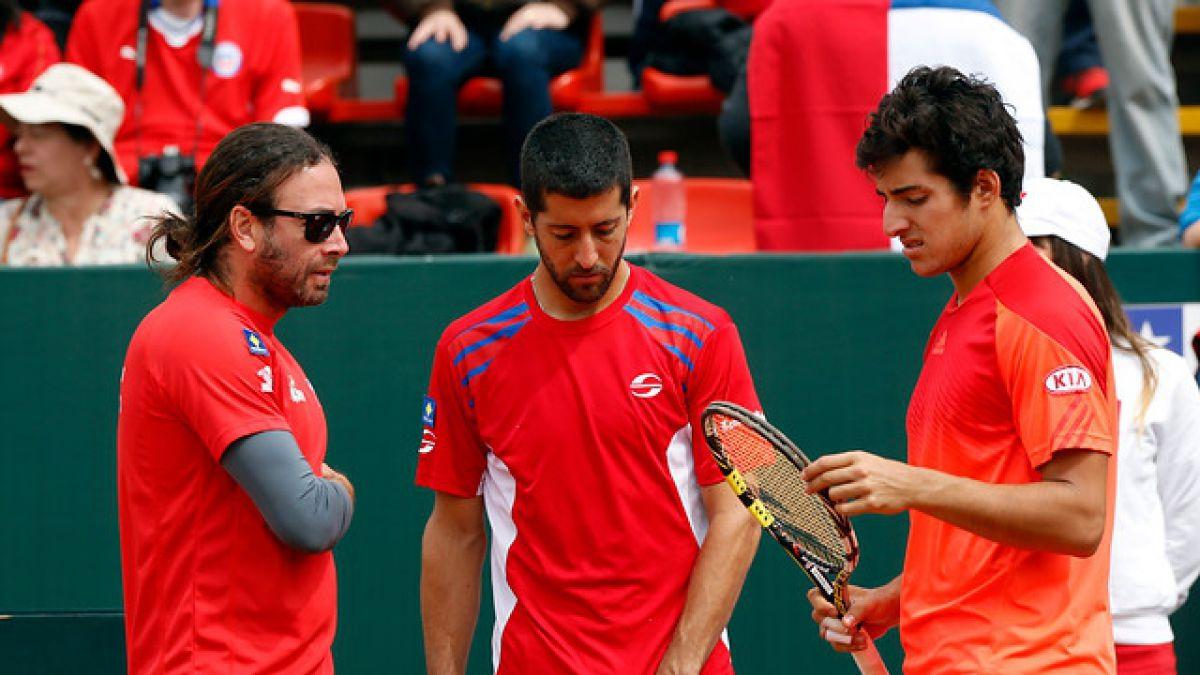 Garín y Lama animarán nuevo ATP Challenger que se disputará en Santiago