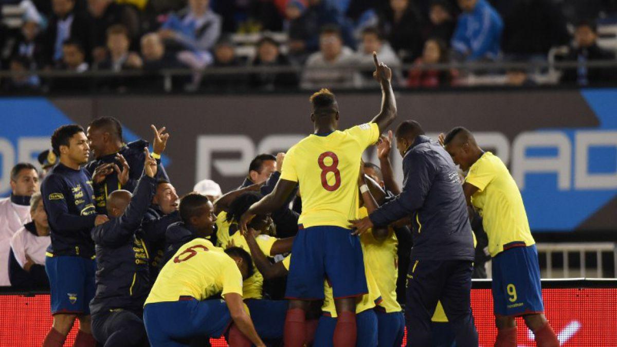 Emotivo relato ecuatoriano tras histórico triunfo sobre Argentina