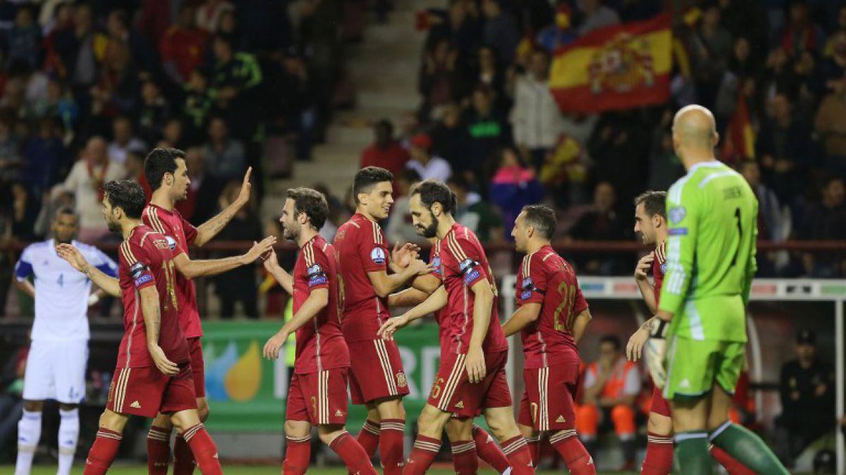 Ya van 9 clasificados para la Eurocopa 2016: España y Suiza se unen a la lista