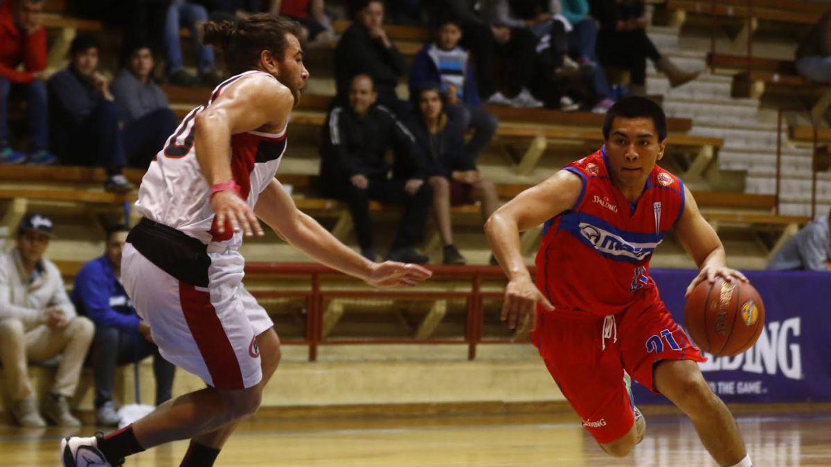 El chilote vuelve a casa defendiendo al Basket UC