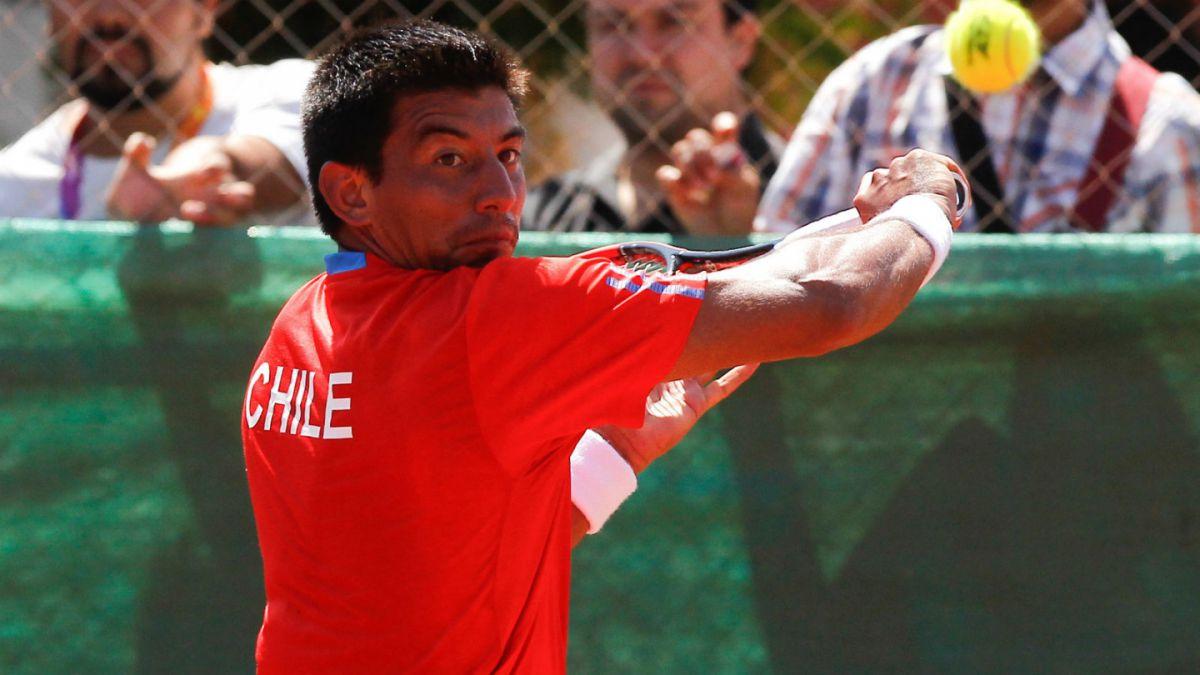 Jorge Aguilar dice adiós al tenis profesional