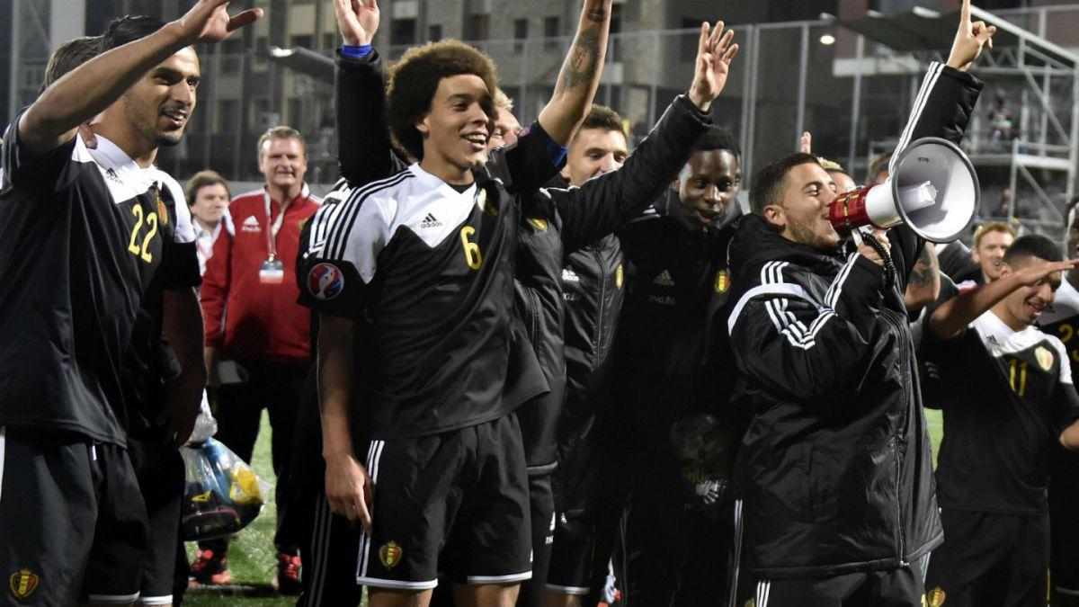 Bélgica y Gales se suman a los clasificados para la Euro Francia 2016
