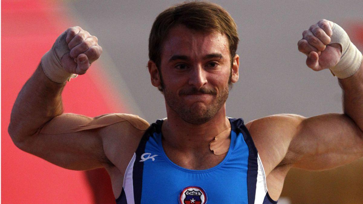 Tomás González finaliza primero en suelo y clasifica a final en Mundial de Glasgow