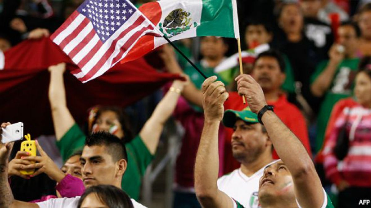 Resultado de imagen para México vs estados unidos