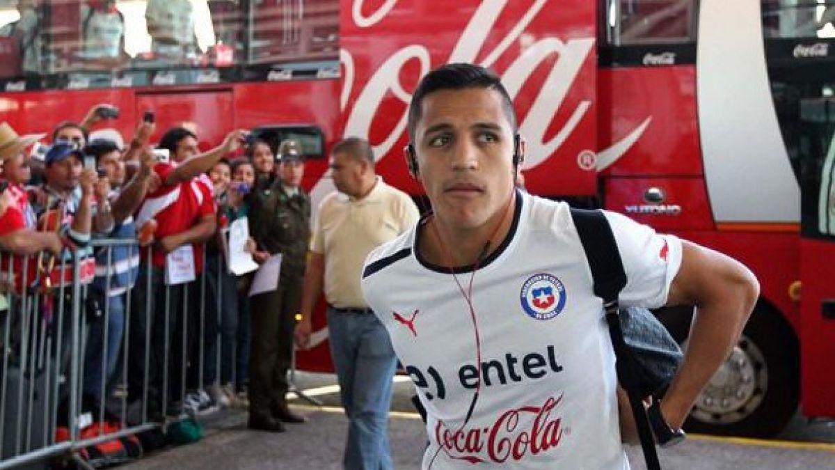 """5 mil policías custodiarán a la """"Roja"""" ante amenazas de hinchas peruanos"""
