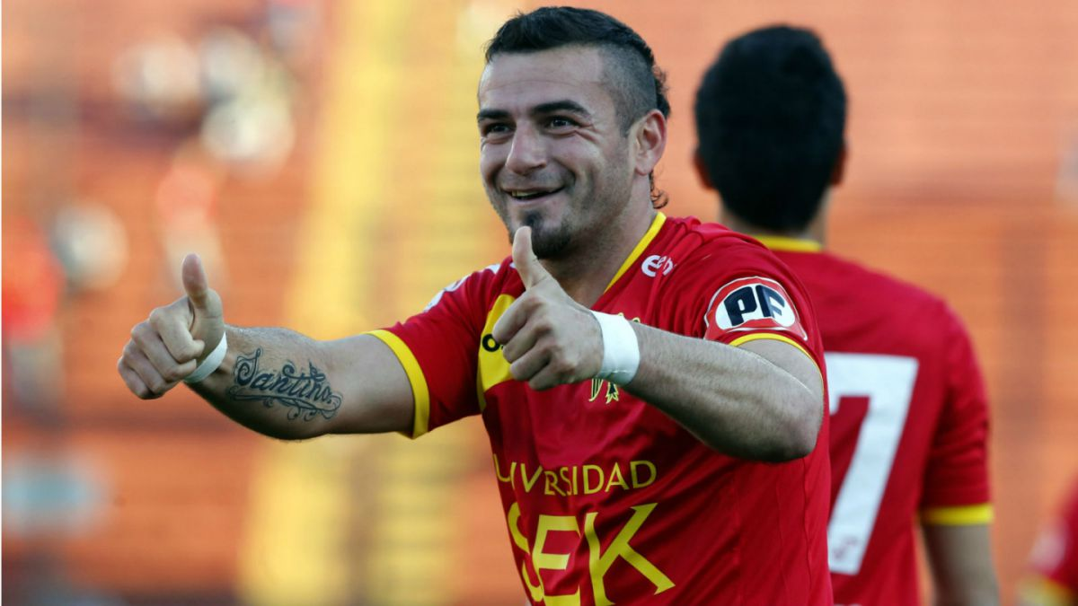 [GOL A GOL] Unión Española vence a Audax por Copa Chile