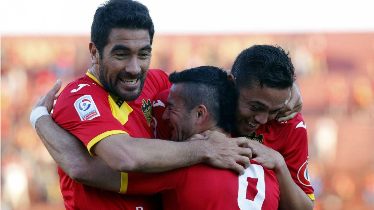 Copa Chile: Unión Española vence a Audax en penales y clasifica a semifinales