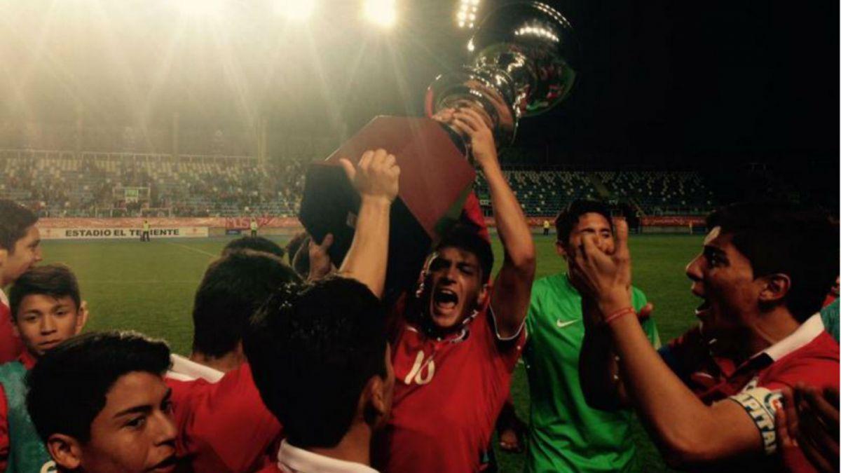 Chile Sub 17 derrota en penales a Inglaterra en último amistoso previo al Mundial