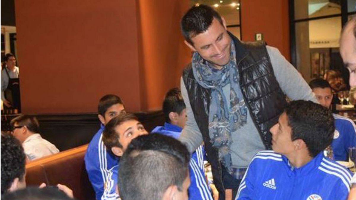 Mundial Sub 17: Justo Villar invita a cenar a seleccionado juvenil de Paraguay