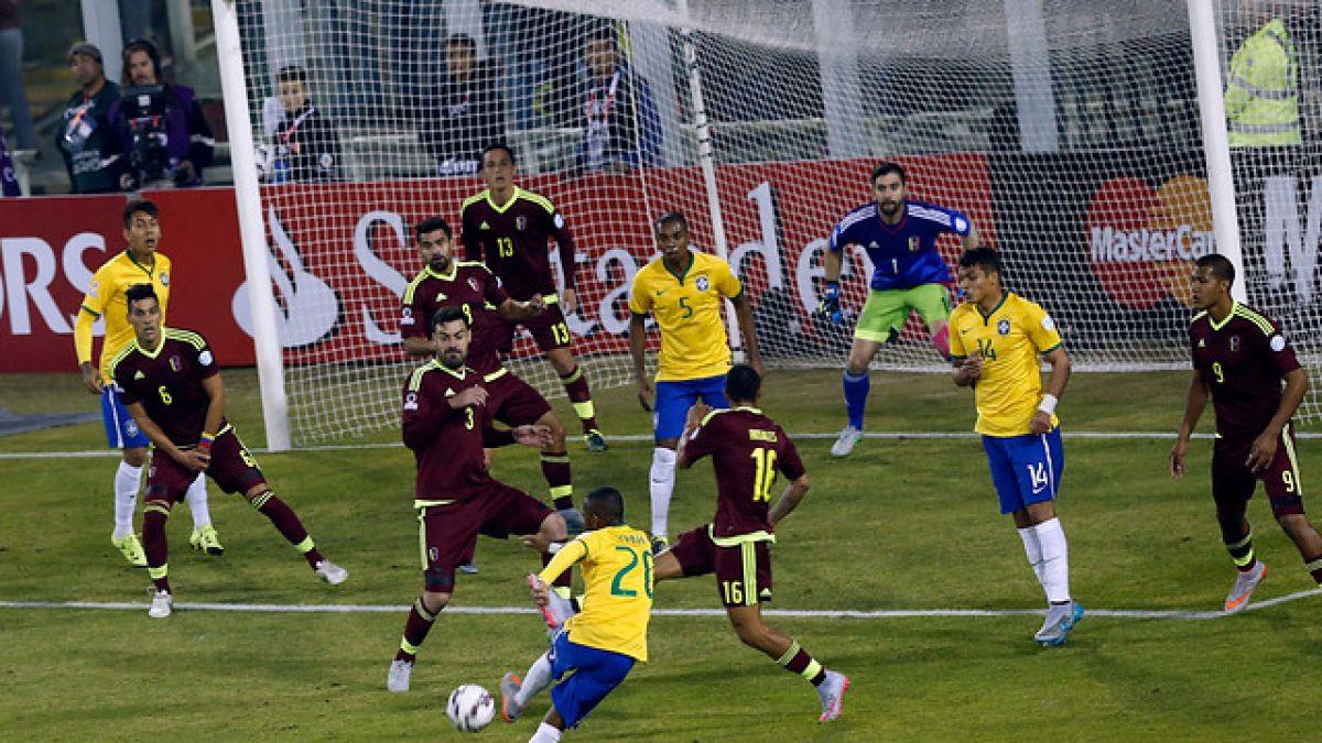 Argentina y Brasil van por revanchas y destaca duelo Uruguay-Colombia