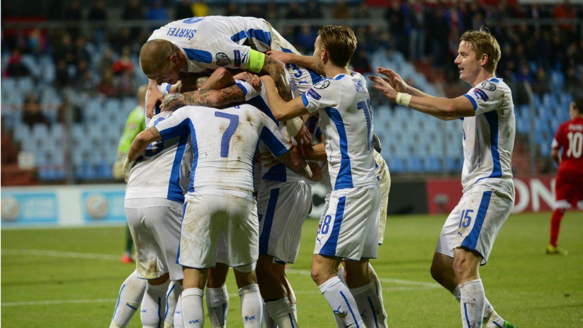 Otro debutante en la Eurocopa: Eslovaquia clasifica por primera vez a la cita europea
