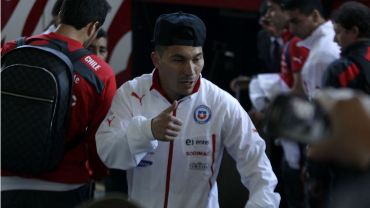 [VIDEOS] Así fue la llegada de la Selección Chilena a Perú