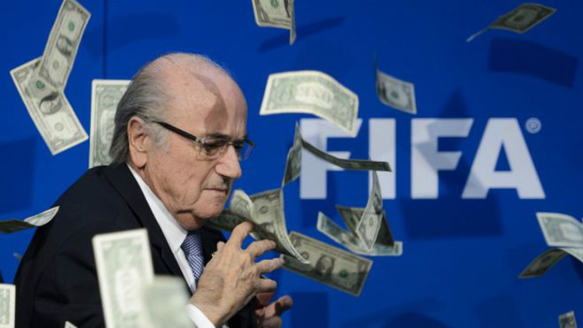 Escándalo de la FIFA: ¿es posible conservar la virginidad en un burdel?