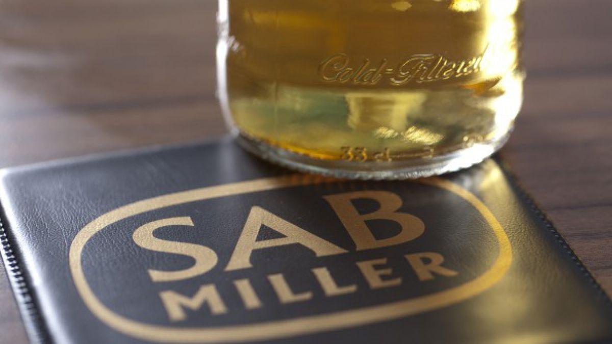 Cervecera SABMiller acepta oferta de compra de AB InBev por 109.000 millones USD