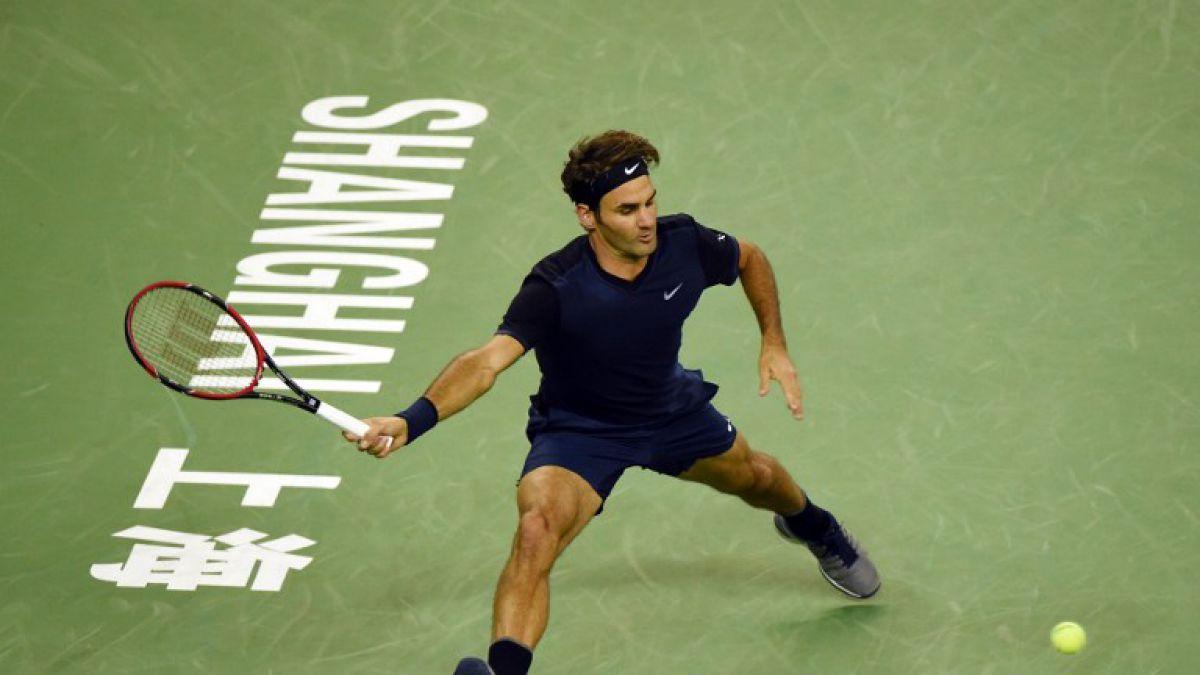 Sorpresa en Shanghai: Roger Federer cae en segunda ronda ante español proveniente de la qualy